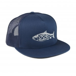 Salmon_Trucker_GRYonNavy_side